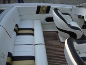 Boat Upholstery | Five Star Marine